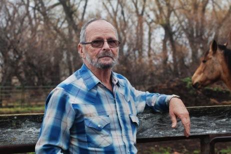 Tom Thoreson, retired Lebanon, North Dakota farmer